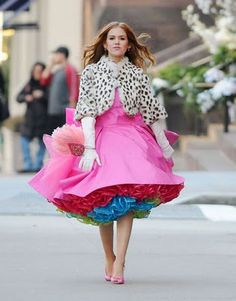 Pat Field, Confessions of a Shopaholic Rockabilly, Confessions Of A Shopaholic, Isla Fisher, Full Skirts, Girls Life, Facon, Star Fashion, Looking For Women, Pretty Outfits