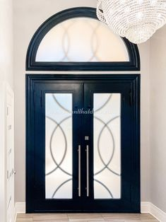 If you are looking for wrought iron exterior doors, Universal Iron Doors can get the job done. Whether you are looking for extra security or an aesthetic change to a space, Universal Iron Doors offers multiple styles of doors that will meet your need! 💡 About this design: Concentric Double Entry Iron Door w/Transom ☎️️ 877-205-9418 🌐 www.iwantthatdoor.com Wrought Iron Doors, Exterior Doors, Meet, Change, Mirror, Space, Design, Home Decor, Floor Space