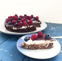 Sundere cheesecake som smager himmelsk | Julie Bruun