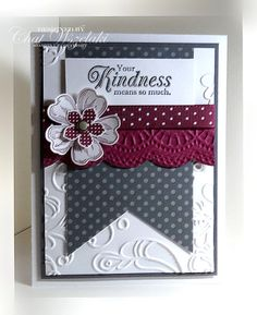 Flower Shop, Petite Petals, Stampin' Up,  Me, My Stamps and I