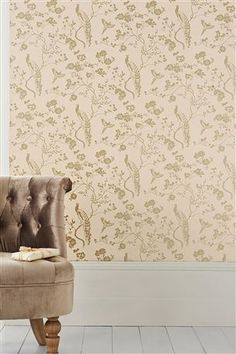 1000 images about wallpaper love on pinterest for Bathroom wallpaper next