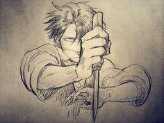 Attack on Titan - Levi Ackerman Levi Ackerman, Levi Mikasa, Eren E Levi, Attack On Titan Funny, Attack On Titan Anime, Rivamika, Arte Sketchbook, Titans Anime, Manga Anime