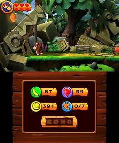 lego star wars the force awakens 3ds | Soluce Donkey Kong Country Returns 3D : 3-2 Timing Tendu