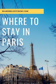 Where to Stay in Paris. A complete neighborhood guide to the Paris Arrondissements including maps affordable Airbnbs in Paris and what to do in each Paris neighborhood. Find the best places to stay in Paris here. Europe Travel Tips, European Travel, Places To Travel, Travel Destinations, Travel Articles, Budget Travel, Time Travel, Travel Guides, Paris Travel