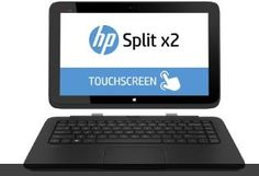 HP Split x2 13-m110dx - 128GB SSD, 4GB DDR3L SDRAM, Windows 8, Intel Core i3-4010Y 4th Generation, 13.3-inch 2-in-1 Convertible Touchscreen Laptop/Tablet (Modern Silver) - Manufacturer Refurbished - http://tulip-ego.com/laptops/hp-split-x2-13-m110dx-128gb-ssd-4gb-ddr3l-sdram-windows-8-intel-core-i3-4010y-4th-generation-13-3-inch-2-in-1-convertible-touchscreen-laptoptablet-modern-silver-manufacturer-refurbished/