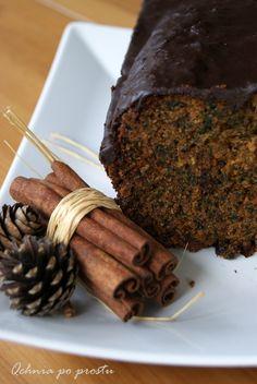 Cynamonowe ciasto ze szpinakiem Food, Essen, Meals, Yemek, Eten