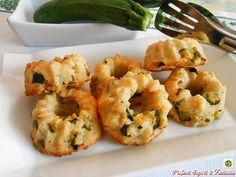 Ciambelline salate con ricotta