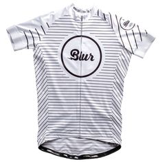 The Zebra Camo. Fact: If a zebra wore this jersey, it might flat-out disappear. Also: We have no idea how camouflage works. Space-Age Fabric Comes StandardSuper l