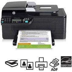 HP Officejet 4500 inkjet Multifunction Printer/Copier/Scanner/Fax Machine