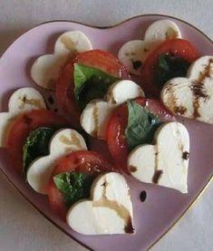 A Vegan Valentine's day dinner