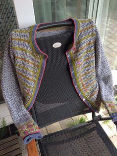 Afbeeldingsresultaat voor fair isle breien trui