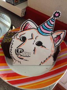 much birthday. very cake 😁 Homemade, Birthday, Cake, Pie Cake, Birthdays, Cakes, Hand Made, Do It Yourself, Cookies