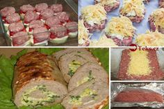 j Food And Drink, Meat, Dinner, Ethnic Recipes, Red Peppers, Dining, Food Dinners, Dinners