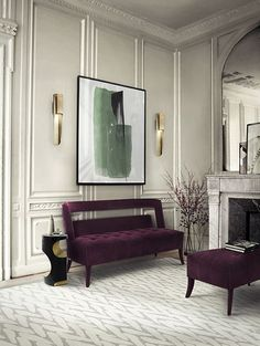 Decoration classic interior design beautiful house decoration ideas with neo classic living room design, modern classic living room interior photo gallery Decoration Inspiration, Interior Design Inspiration, Home Interior Design, Decor Ideas, Decorating Ideas, Luxury Interior, Decorating Websites, Lobby Interior, Boutique Interior
