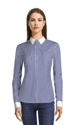 Blain Striped Shirt 2