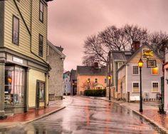 State Street, Marblehead, MA