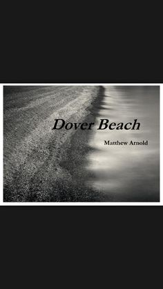 dover beach fahrenheit comparison Fahrenheit 451 by ray bradbury study play  compare how the two characters perceive the hound  why did mildred want montag to read dover beach what is her .