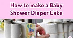 How to make a Baby Shower Diaper Cake Owl Diaper Cakes, Baby Shower Diapers, Shower Ideas, Whale, Projects To Try, Party Ideas, Babies, Fruit, Awesome