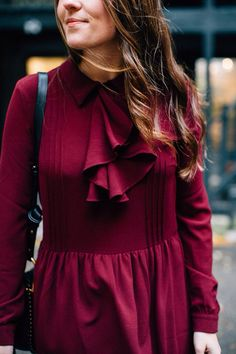 The Only Dress You Need for Fall