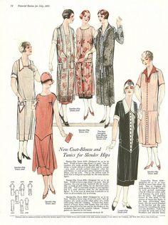 Black dress - Found on The Flapper Girl blog.