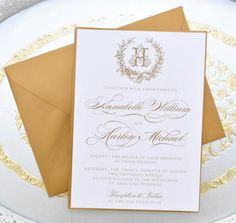 EMPRESS INVITATION SET ▬▬▬▬▬▬▬▬▬▬▬▬ $3.50 is the price to purchase a sample of this invitation set. See below for final bulk order prices, which