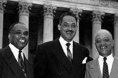 5. A monumental day in black history: Brown vs Board of Education case which lasted from 1950-1959 and was when black children were denied admission to public schools attended by white children under laws that permitted segregation. Then approached equality in terms of building, curriculam and teacher saleries.   BROWN v. BOARD OF EDUCATION (I). The Oyez Project at IIT Chicago-Kent College of Law. 25 February 2013. .