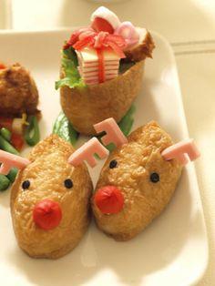 2013年12月のブログ|なおちゃんのキャラ弁&キャラスイーツⅡ Kawaii Cooking, Kawaii Bento, Bento Recipes, Kawaii Art, Cute Food, Food Art, Lunch Box, Sweets, Japan