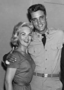 July 7, 1957: Elvis & Anita Wood, met for the first time. Elvis and Anita, were together from 1957 to 1962.