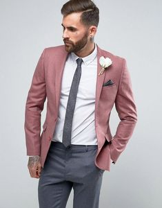 ASOS WEDDING Skinny Blazer In Berry Merino Wool You are in the right place about Blazer Outfit classy Here we offer you the most beautiful pictures about the green Blazer Outfit you are looking f Summer Wedding Blazer, Wedding Dress Men, Wedding Men, Wedding Suits, Blazer For Men Wedding, Wedding Blazers, Menswear Wedding, Gothic Wedding, Wedding Attire