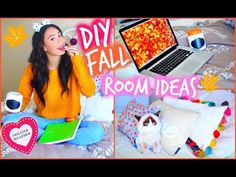 DIY Tumblr Inspired School Clothes! Shopping Life Hacks for Back To School 2014 - YouTube