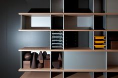 Interview with Perriand's daughter..Charlotte Perriand, Nuage series of bookshelves and cabinets, reissue by Cassina