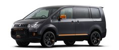 Mitsubishi Delica D:5Active Gear Complete Package '2017