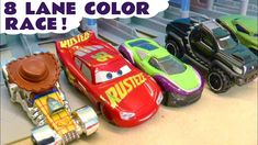 Learn Colors with Cars McQueen Toy Story 4 Woody and the Hot Wheels Superhero cars Learning Colors, Fun Learning, Cars 3 Characters, Disney Cars Toys, Color Race, Lightning Mcqueen, Car Videos, Stories For Kids, Woody