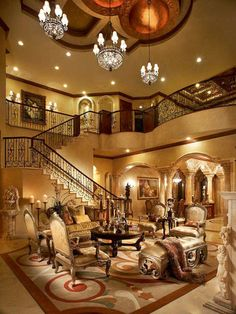 My future great room!