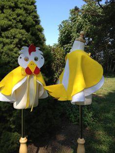 CHICKEN Costume...ideas