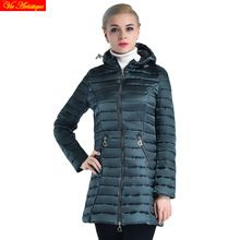 Parkas chaqueta de capucha miegofce icebear mujeres largo invierno abrigos  y chaquetas negro azul marino oscuro 8216b9f58fac