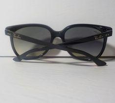 RAY-BAN Sunglasses RB 4126 CATS 1000 601/32 Black Frame ITALY  #RayBan #CATS1000