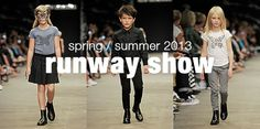 circus mag: New Generals - Spring/Summer 2013 fashion show
