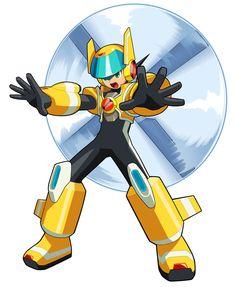 Gyro Soul from Mega Man Battle Network 5