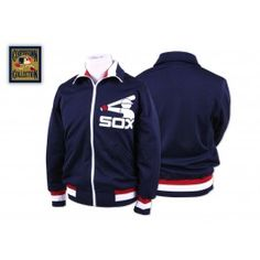 1986 Authentic BP Jacket<br>Chicago White Sox