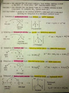 Notes idea for chemistry Chemistry Basics, Chemistry Notes, Chemistry Lessons, Science Notes, Chemistry Classroom, Teaching Chemistry, Science Chemistry, Organic Chemistry, Chemistry Help