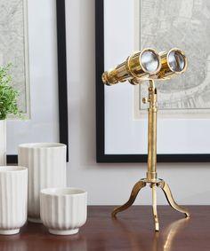 Brass Binoculars  $75.00