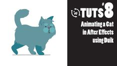 In this tutorial I quickly go over how I animated a cat running in After Effects using Duik.    Follow me on Twitter for updates of when the streams go live: https://twitter.com/chriskelsh    www.thisnthatstudio.com -- Watch live at https://www.twitch.tv/tnt_studio