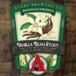 Avery Brewing Vanilla Bean Stout Arrives