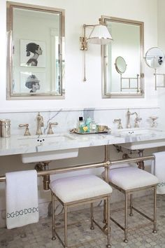 Anne Hepfer Designs - bathrooms