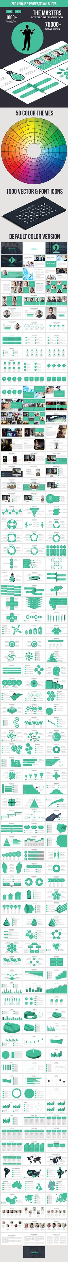The Masters Powerpoint Presentation Template. Download here: https://graphicriver.net/item/the-masters-powerpoint-presentation-template/17001908?ref=ksioks