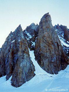 Top of Grand Capucin (Wikimedia)