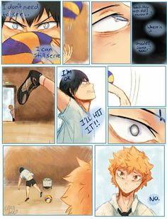 Blind Kageyama part 4