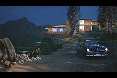 """House in """"North by Northwest."""""""