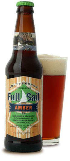 """Sailboat """"Full Sail"""" Amber Beer, from Oregon: I like to dress up my pantry with this nautical (and let's be honest) useful accessory! Available at Trader Joes for about $10.00"""